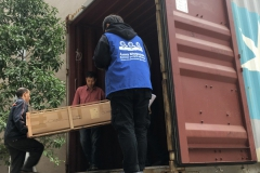 goods-loading-to-the-container
