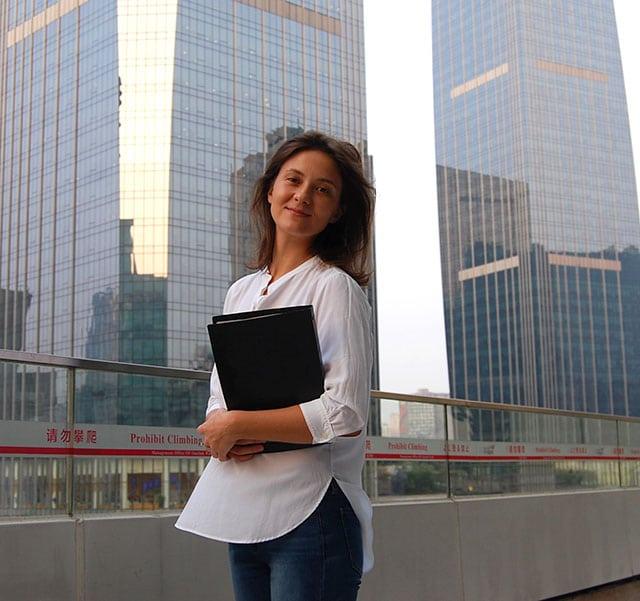 Переводчик в Гуанчжоу анна Морозюк